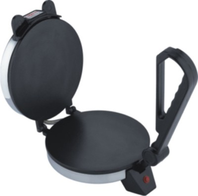 Picasso Electric Roti/Khakhra Maker Steel, Black  available at Flipkart for Rs.902