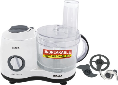 Inalsa-Nexa-600W-Food-Processor