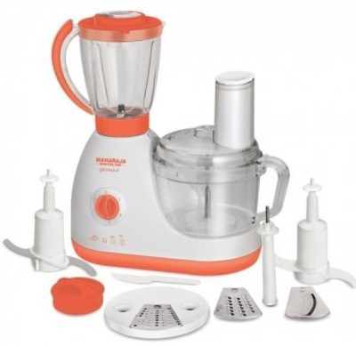 Maharaja-Whiteline-Glamour-600W-Food-Processor