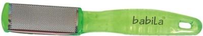 BabiLa Pedicure File(Silver, Green)