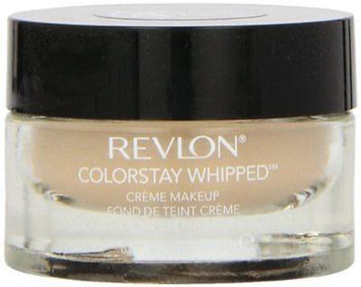 Revlon Colorstay Whipped Creme Makeup Foundation, Medium Beige, 250, 23.7 ml
