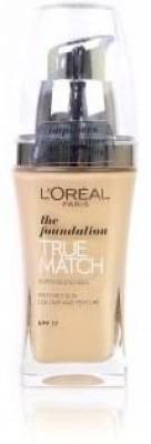 Loreal Paris True Match Super Blendable Makeup Foundation - 30 ml(Rose Vanilla - R2 C2)