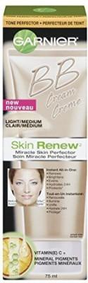 Garnier Skin Renew Miracle Skin Perfector BB Cream SPF 15, 75 ML