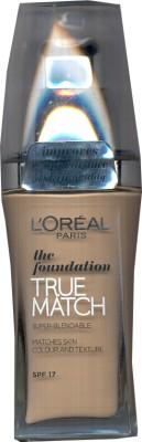 L'Oreal Paris True Match Liquid Foundation Rose Beige C3 Foundation(Beige)