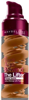 Maybelline Instant Age Rewind The Lifter Makeup Foundation(Caramel, 60 ml)