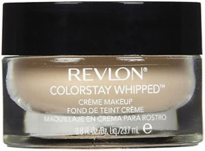 Revlon Colorstay Whipped Creme Makeup Foundation, Natural Beige, 240, 23.7 ml