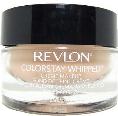 Revlon Colorstay Whipped Creme Makeup Foundation, Natural Ochre, 180, 23.7 ml