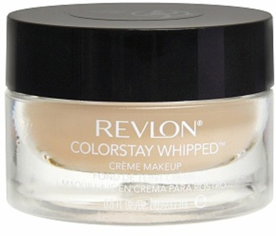 Revlon Colorstay Whipped Creme Makeup Foundation, Nude, 220, 23.7 ml