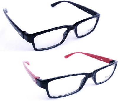 Teenager Full Rim Rectangle Frame(50 mm)