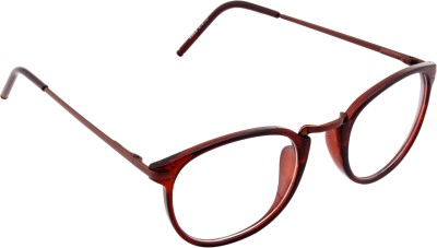 Amour Full Rim Oval Frame(50 mm) at flipkart