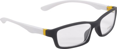 HD Clair Full Rim Rectangle Frame(55 mm)