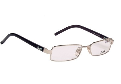 Dolce & Gabbana Full Rim Rectangle Frame(51 mm) at flipkart