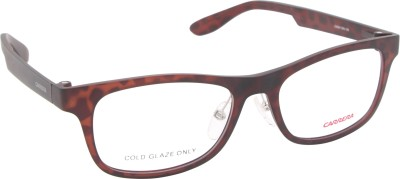 Carrera Full Rim Rectangle Frame(50 mm) at flipkart