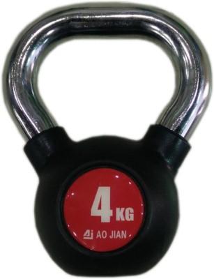 Iris 4 KG EXECUTIVE KETTLEBELL Fixed Weight Dumbbell(4 kg)