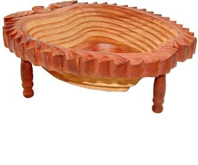 Acme Production Wood Fruit & Vegetable Basket(Brown) at flipkart
