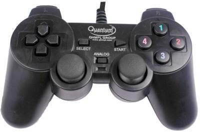 Quantum QHM 7468 Game Pad  Gamepad(Black, For PC)