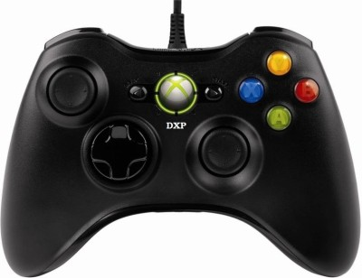 DXP WIRED CONTROLLER FOR XBOX 360  Gamepad(Black, For Xbox 360) at flipkart