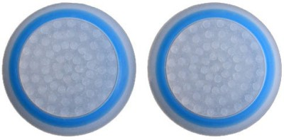 Hytech Plus Glow in the Dark Thumb Grip  Gaming Accessory Kit(Blue, White, For PS4, Xbox One, PS3)  available at flipkart for Rs.210