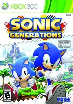 Sega Sonic Generations - Xbox 360 Gaming Accessory Kit ( Multicolor For  Xbox 360 )