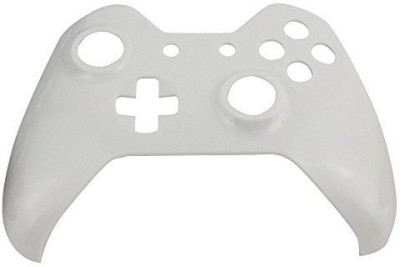 Hytech Plus Xbox One Controller White Frosted Finish Face Panel Shell  Gaming Accessory Kit(White, For Xbox One) at flipkart