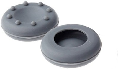 TCOS Tech Thumb Grips Anti Slip Silicon Cap Cover  Gaming Accessory Kit(Grey, For PS4, PS3, Xbox 360, Xbox One)  available at flipkart for Rs.199