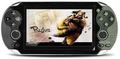 GAME ON PSP VITA 4 GB with 10000 INBUILT(Black)