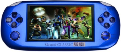 ABB Grand GCL 4 GB with 10000 Games Included(Blue)