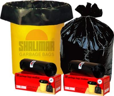 SUPER 19 inch X 21 Inch Garbage Bag Medium 20-30 L Garbage Bag(Pack of 30)