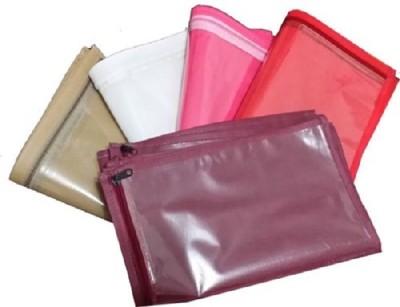 KUBER INDUSTRIES Designer Packing Saree Cover Set of 12 KU12 Multicolor KUBER INDUSTRIES Garment Covers
