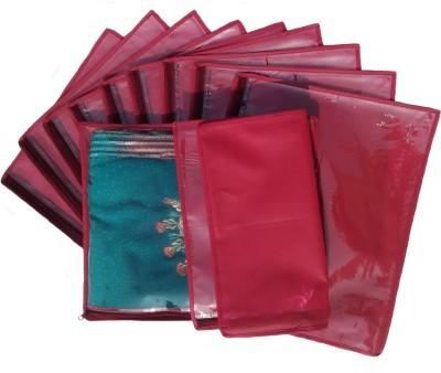 Indi Bargain Plain IBVK073 Big Size Maroon Indi Bargain Garment Covers