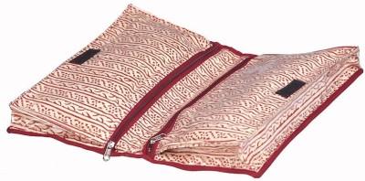 Srajanaa Multi Printed Travelling Kit For Undergarments With Zip Closure SR 127 Multicolor Srajanaa Garment Covers