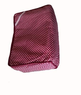 Fashion Bizz Printed FBMMSCC1 S001 Maroon Fashion Bizz Garment Covers