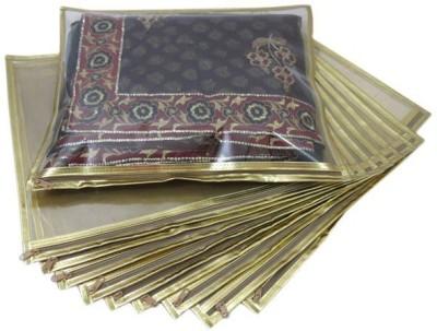 Ruhi's Creations 1 Saree Cover   Set of 10 RH000101020