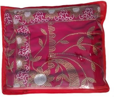 Fashion Bizz Designer Saree Cover 48 Pcs. Combo FB S48 Red Fashion Bizz Garment Covers
