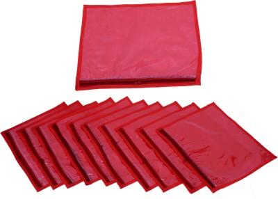 Annika Designer Saree Cover Ahsc9008 Red Annika Garment Covers