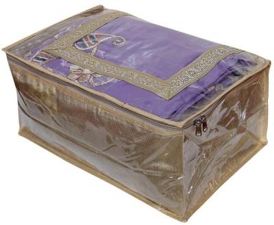 KUBER INDUSTRIES Saree Covers Fancy Brocade AA7 Multicolor KUBER INDUSTRIES Garment Covers