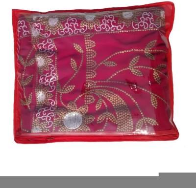 Fashion Bizz Designer Saree Cover  36 Pcs Combo FB S36 Red, Maroon, Pink Fashion Bizz Garment Covers