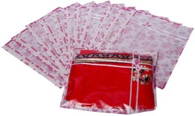 KUBER INDUSTRIES Saree Bag Pink