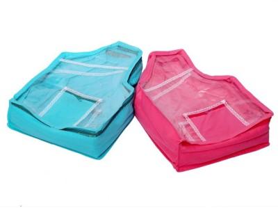 Kuber Industries Saree Bag Multicolor
