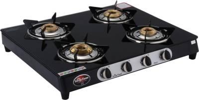 Surya-Flame-Glaze-SFBL-GL-1484B-4-Burner-Gas-Cooktop