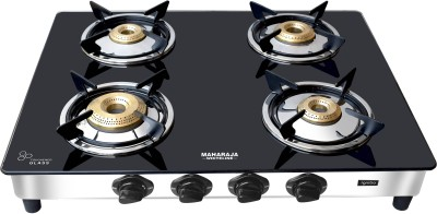 Maharaja-Whiteline-GS-105-Manual-Gas-Cooktop-(4-Burner)