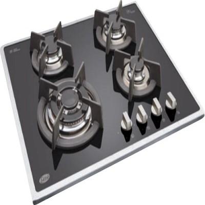 GLEN GLEN Glass Manual Gas Stove(4 Burners) at flipkart
