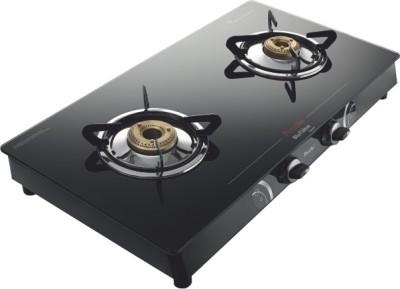 Preethi-Gleam-Glass-GTS-102-Gas-Cooktop-(2-Burner)