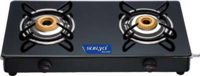 Surya-Accent-Glass-Top-Gas-Cooktop-(2-Burners)