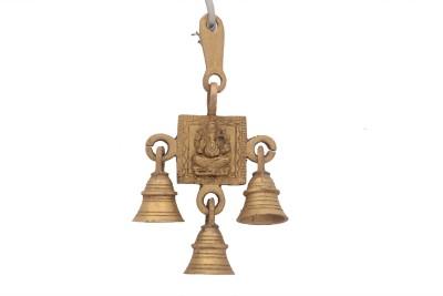1st Home Brass Decorative Bell(Gold, Pack of 1) at flipkart