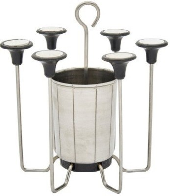 Trisha 68867 Stainless Steel Glass Holder at flipkart