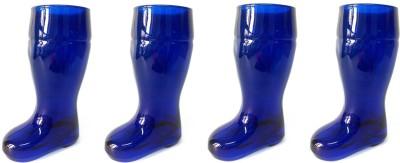 Barraid Glass Set(650 ml, Blue, Pack of 4) at flipkart
