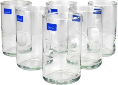 Ocean 5B0211006G0000 Glass Set(Glass, 290 ml, Clear, Pack of 6)