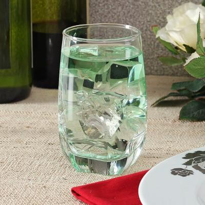 Ocean Glass Set(415 ml, Clear, Pack of 6) at flipkart