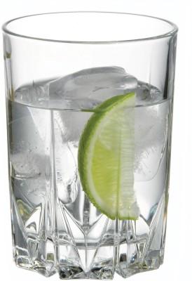 PASABAHCE  Pack of 6  52882K Glass Set 250 ml, Glass PASABAHCE Bar Glasses